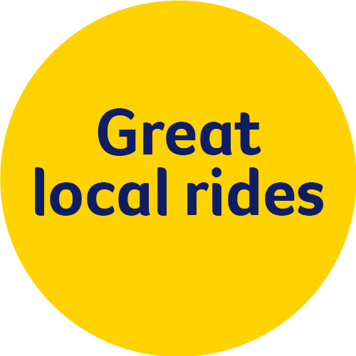 Great local rides icon